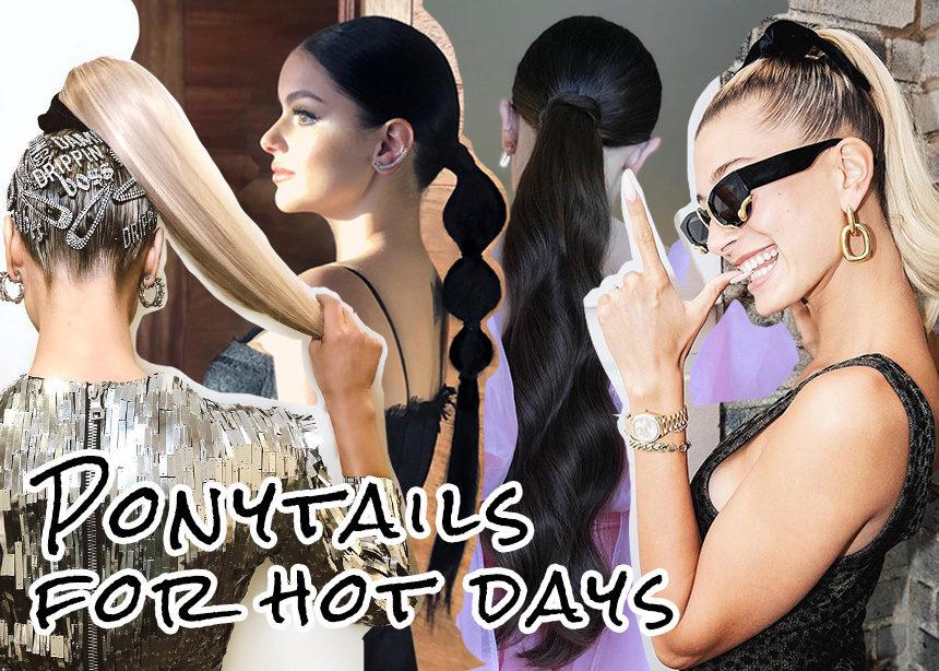 Γιατί είναι καλοκαίρι και όλες πιάνουμε τα μαλλιά μας! Δέκα νέοι τρόποι να κάνεις την κοτσίδα σου! | tlife.gr