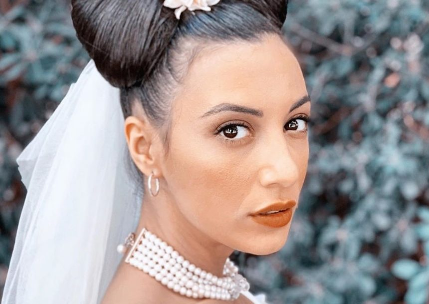 Η Ευγενία Σαμαρά ντύθηκε νυφούλα! Βackstage φωτογραφίες | tlife.gr