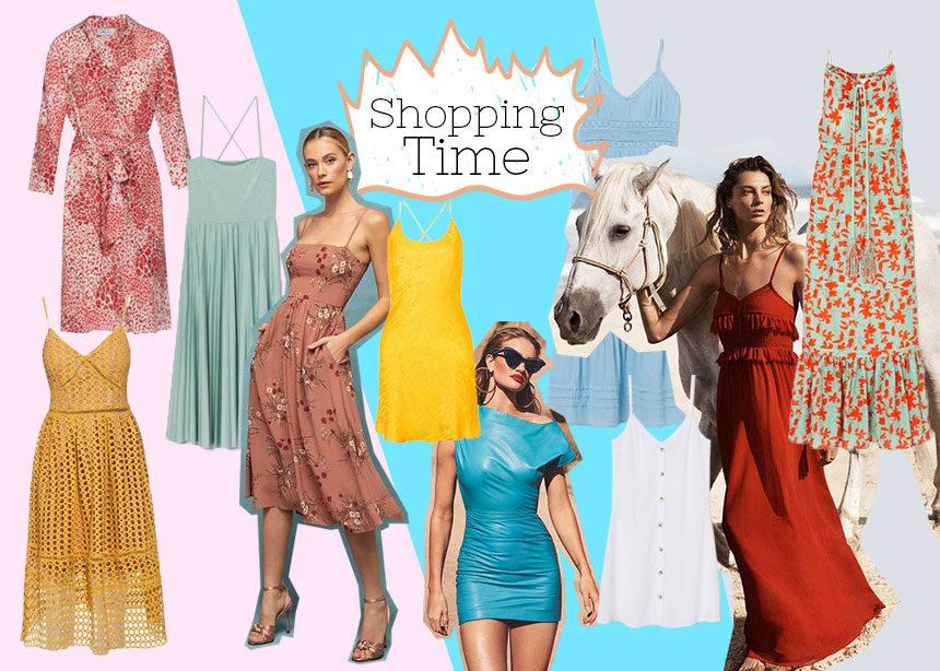 Φορέματα: Mini, maxi ή midi σου ετοιμάσαμε το καλύτερο ρεπορτάζ αγοράς!   tlife.gr