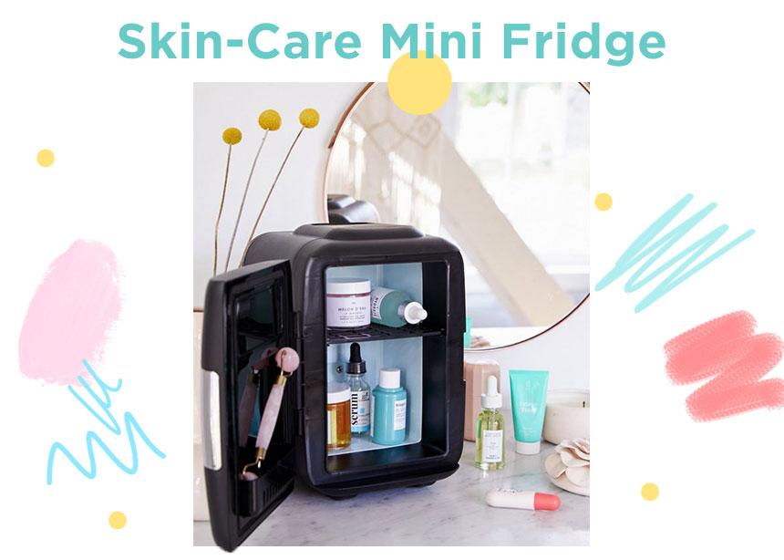 Skin-Care Mini Fridge: τι πρέπει να ξέρεις για αυτά τα μικρά ψυγεία που βλέπεις παντού στο instagram και πού θα τα βρεις!