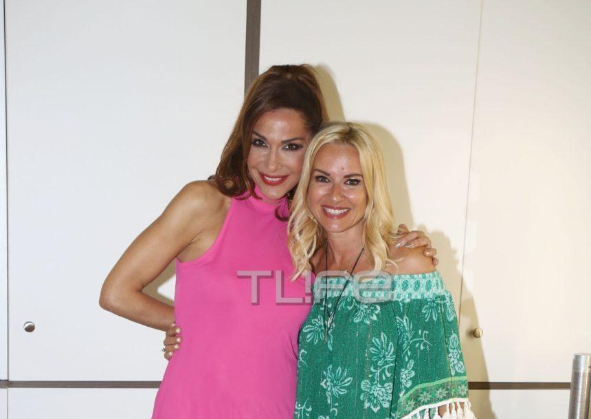 Μαρία Μπεκατώρου: Στο θέατρο για να στηρίξει την Δέσποινα Βανδή! [pics] | tlife.gr