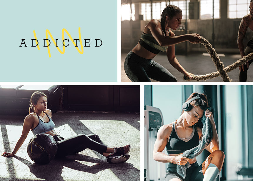 Πως θα καταλάβεις αν είσαι εθισμένη στην γυμναστική | tlife.gr