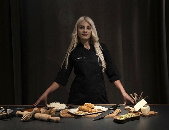 Ασημίνα Ουστάλλι: Η συνεργασία με γνωστό Έλληνα σεφ μετά το τέλος του MasterChef! | tlife.gr