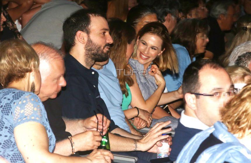 Νάντια Μπουλέ – Γιώργος Ισαάκ: Σπάνια δημόσια εμφάνιση για το ερωτευμένο ζευγάρι! | tlife.gr