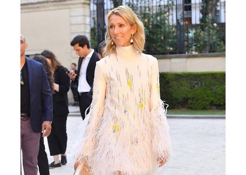 Μήπως η Celine Dion έκανε τα πιο stylish look στην εβδομάδα μόδας; | tlife.gr