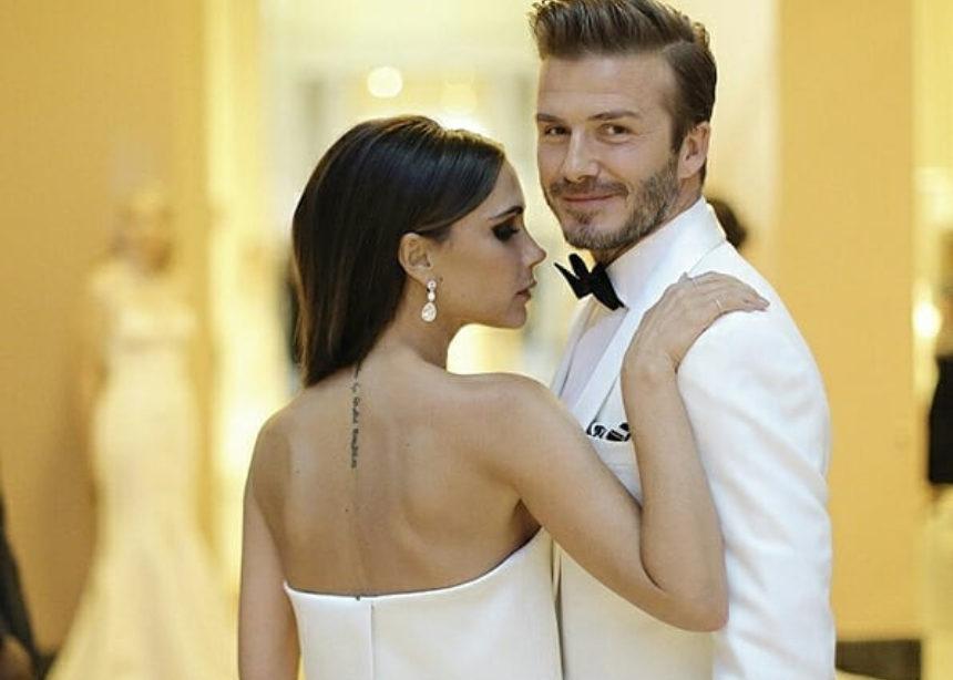 Victoria και David Beckham έκλεισαν 20 χρόνια γάμου!Δες τις πιο stylish εμφανίσεις τους   tlife.gr