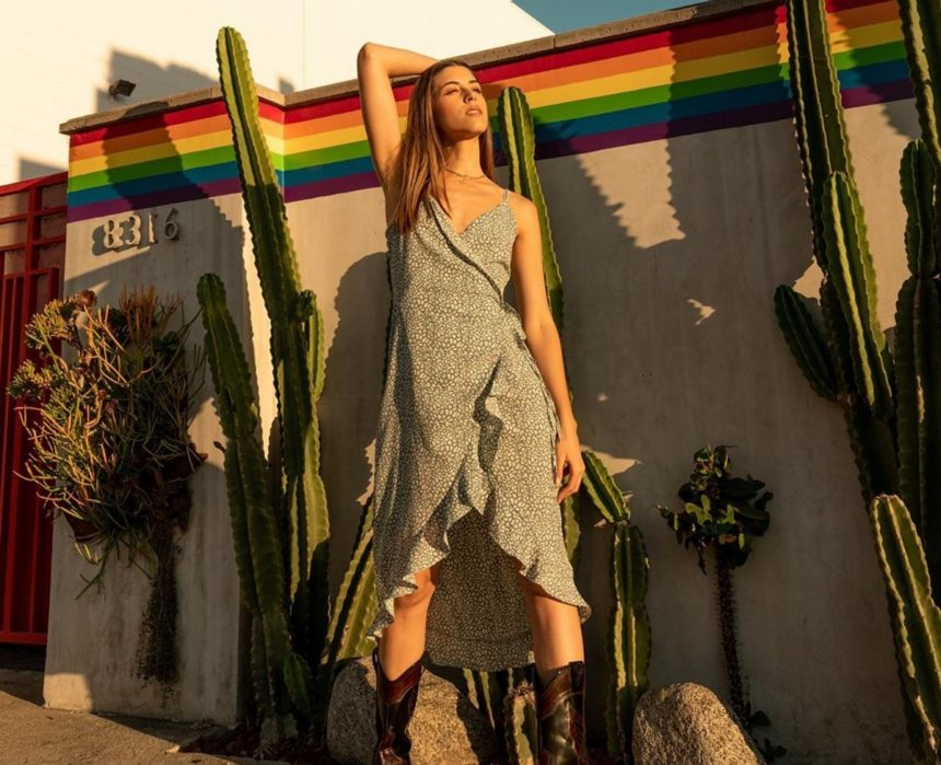 Demy: Για πεζοπορία στο Los Angeles! Φωτογραφίες | tlife.gr