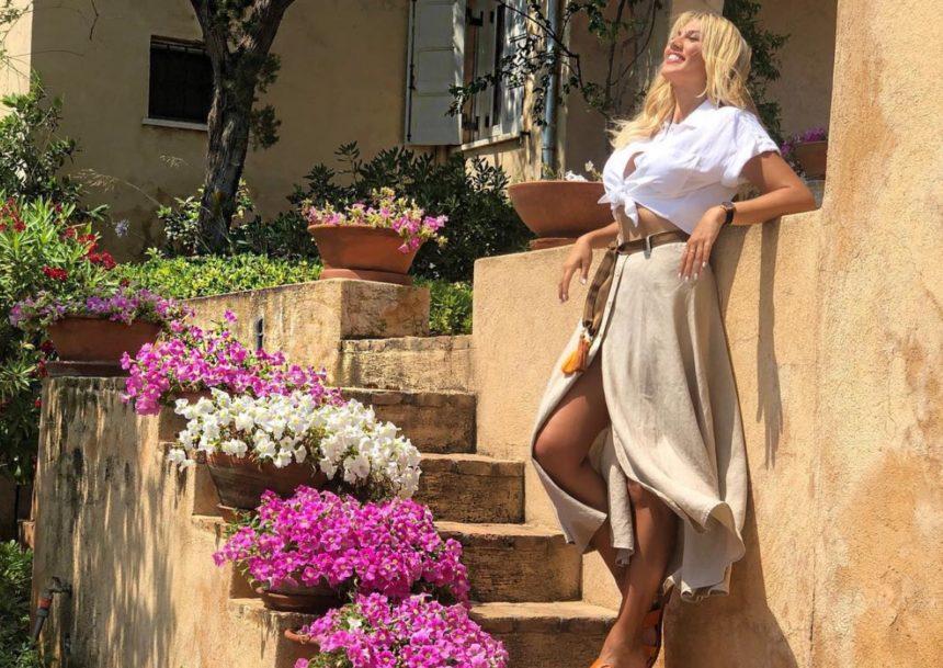 Κωνσταντίνα Σπυροπούλου: Επιστροφή στη γενέτειρά της! [pics] | tlife.gr