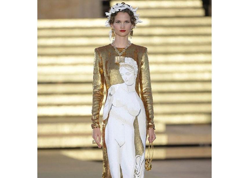 Ελληνίδες Θεές περπάτησαν στο show των Dolce & Cabbana | tlife.gr