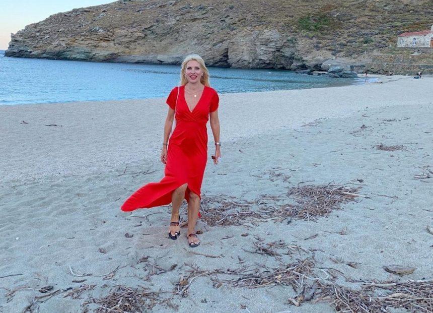Ελένη Μενεγάκη: Τέλος οι διακοπές στην Μύκονο! Το νέο στιγμιότυπο που μαρτυρά που βρίσκεται – Video | tlife.gr