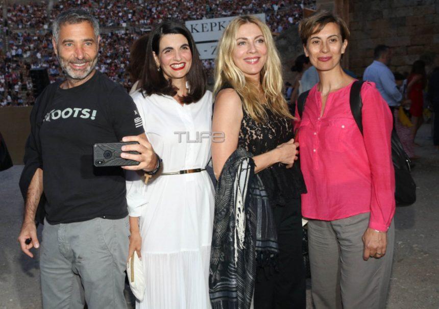 Λαμπερές προσωπικότητες στην πρεμιέρα του «Οιδίπους Τύραννος» στην Επίδαυρο [pics]   tlife.gr