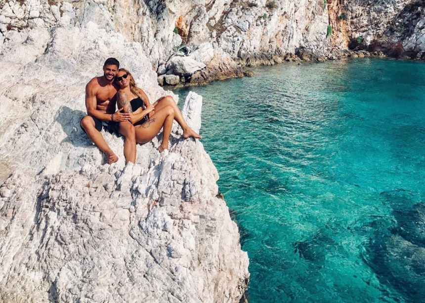 Ευρυδίκη Βαλαβάνη - Κωνσταντίνος Βασάλος: Νέα απόδραση για το ζευγάρι - Πιο ερωτευμένοι από ποτέ στην Σκόπελο [pics,video]