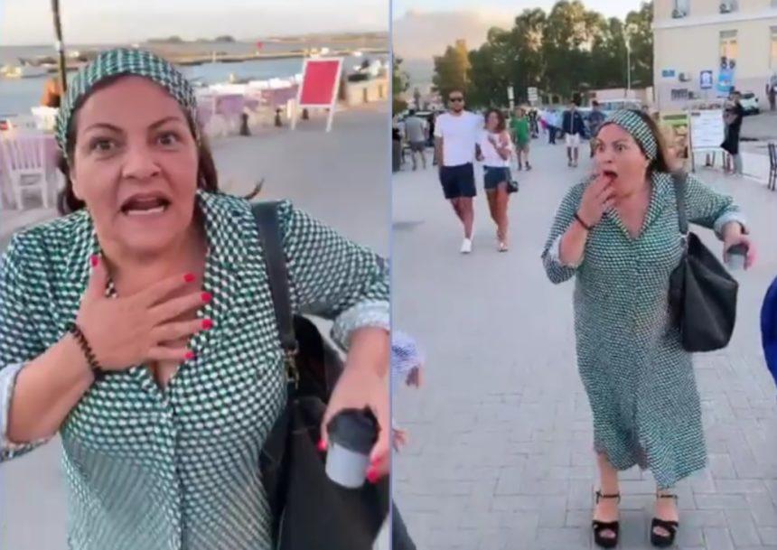 Δανάη Μπάρκα: Η απίθανη φάρσα που έκανε στην Βίκυ Σταυροπούλου στη μέση του δρόμου [video] | tlife.gr