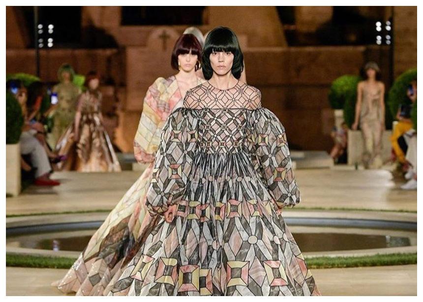 To Couture show της Fendi στο Κολοσσιαίο, ήταν αφιερωμένο στον Karl Lagerfeld! | tlife.gr