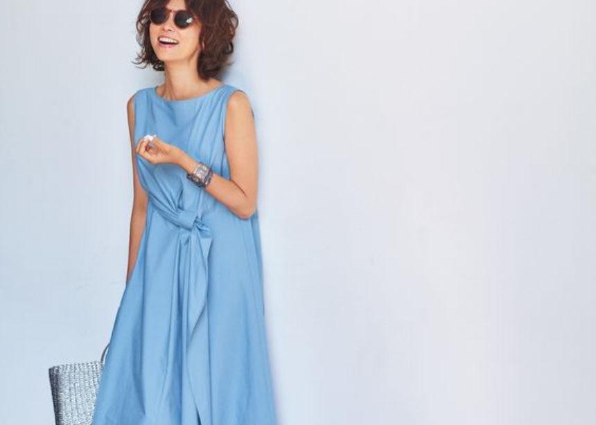 Cornflower blue! Έτσι λέγεται  το χρώμα που πρέπει να βάλεις ΤΩΡΑ! | tlife.gr