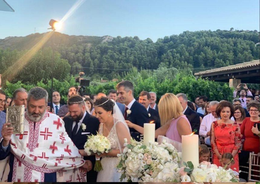 Κώστας Μπακογιάννης – Σία Κοσιώνη: Πάντρεψαν φιλικό τους ζευγάρι! | tlife.gr
