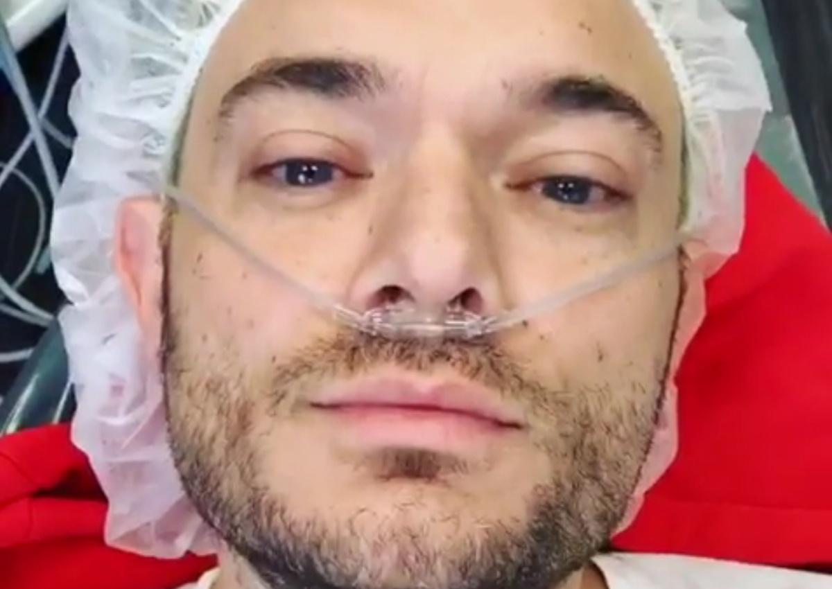 Δημήτρης Γιαννέτος: Το χειρουργείο, η… παραμόρφωση στο πρόσωπο και το μήνυμά του!