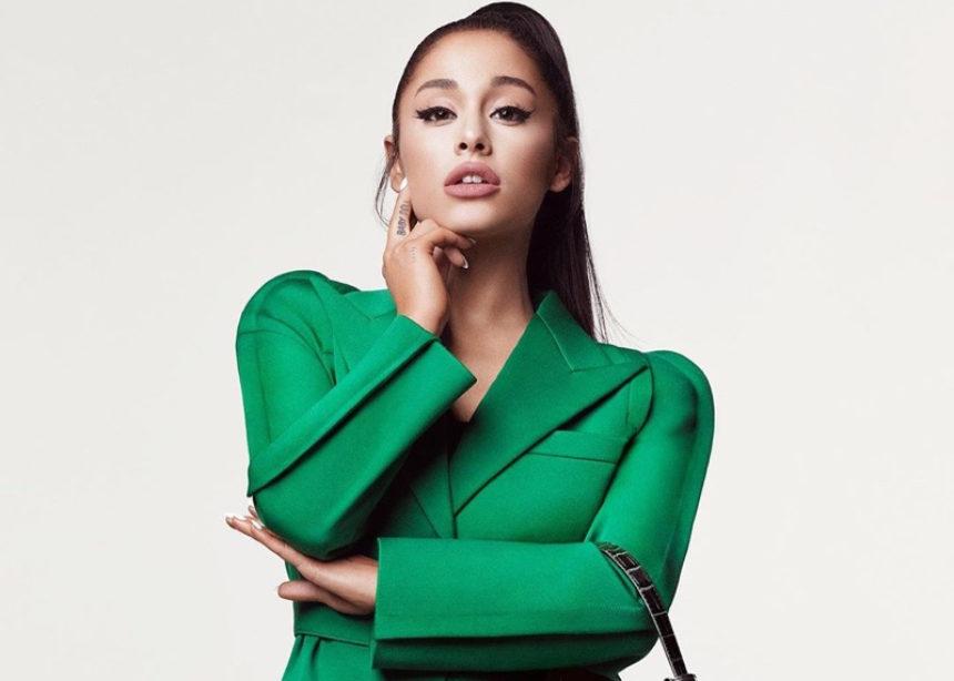 H Αriana Grande είναι πολύ chic στην νέα campaign του Givnechy! | tlife.gr