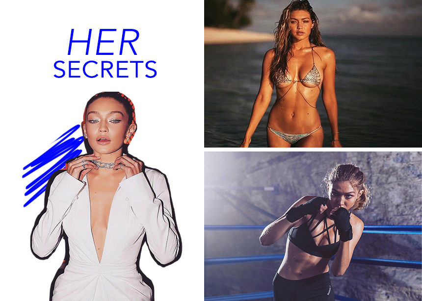 Gigi Hadid: Έτσι διατηρεί την καλλίγραμμη φιγούρα της το 23χρονο supermodel   tlife.gr