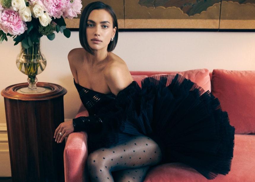 Η Irina Shayk πιο όμορφη από ποτέ στην νέα αυτή φωτογράφιση | tlife.gr