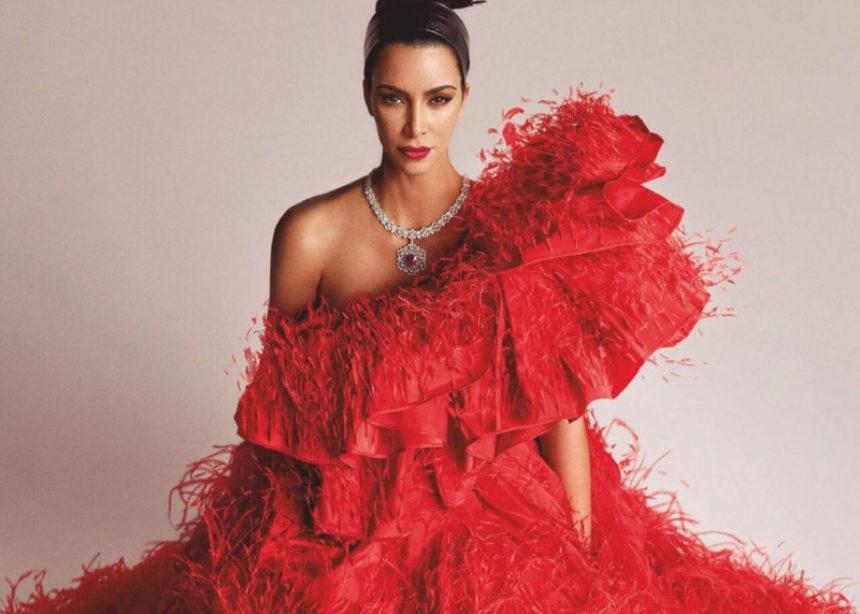 H Kim Kardashian σε μία avant garde φωτογράφιση που πρέπει να δεις! | tlife.gr