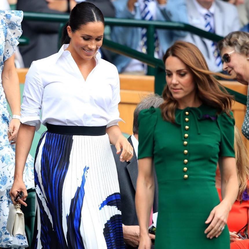 Kate Middleton vs Meghan Markle: Ποιά εμφάνιση προτιμάς; | tlife.gr