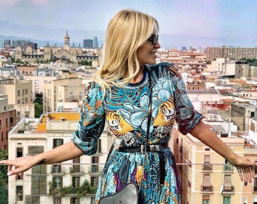 Κατερίνα Καινούργιου: Ζει ένα μαγικό καλοκαίρι με άρωμα… Ισπανίας! [pics,vid]