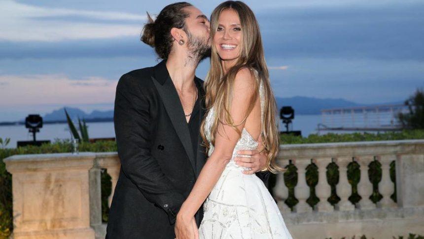 Η Heidi Klum θα παντρευτεί στη θαλαμηγό του Αριστοτέλη Ωνάση στο Κάπρι της Ιταλίας!