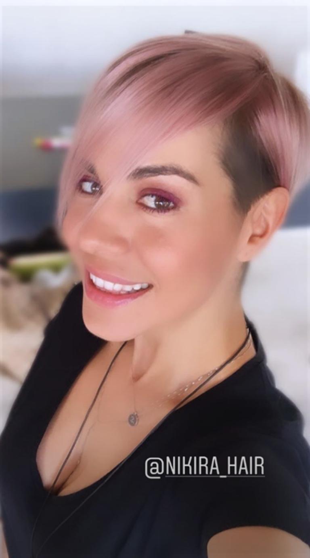 Ράνια Κωστάκη: Δες την εντυπωσιακή αλλαγή που έκανε στα μαλλιά της! [pic]