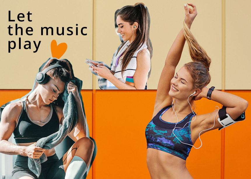 10 τρόποι που η μουσική μπορεί να απογειώσει την γυμναστική σου | tlife.gr