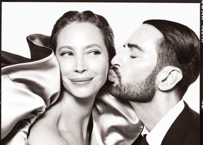 O Marc Jacobs πρωταγωνιστεί στην νέα του campaign, μαζί με την καλύτερη του φίλη! | tlife.gr