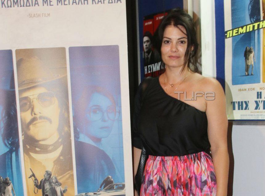 Μαρία Κορινθίου: Με άκρως καλοκαιρινό look σε επίσημη προβολή ταινίας [pics] | tlife.gr