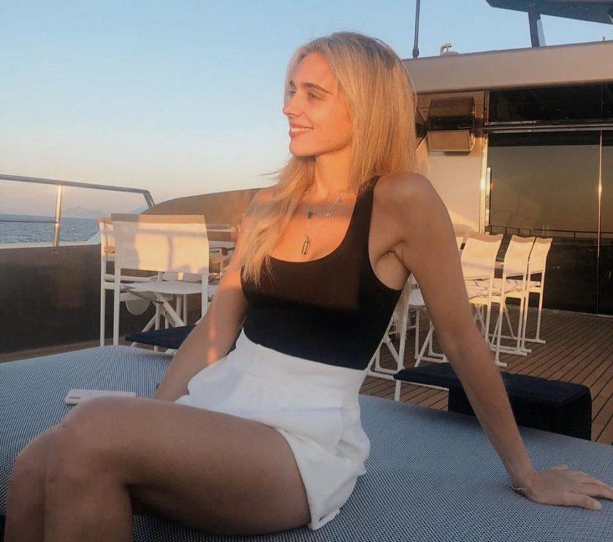 Μαριάννα Γουλανδρή: Από το Κάπρι της Ιταλίας… στα ελληνικά νησιά! Οι διακοπές δεν έχουν τέλος [pics]   tlife.gr