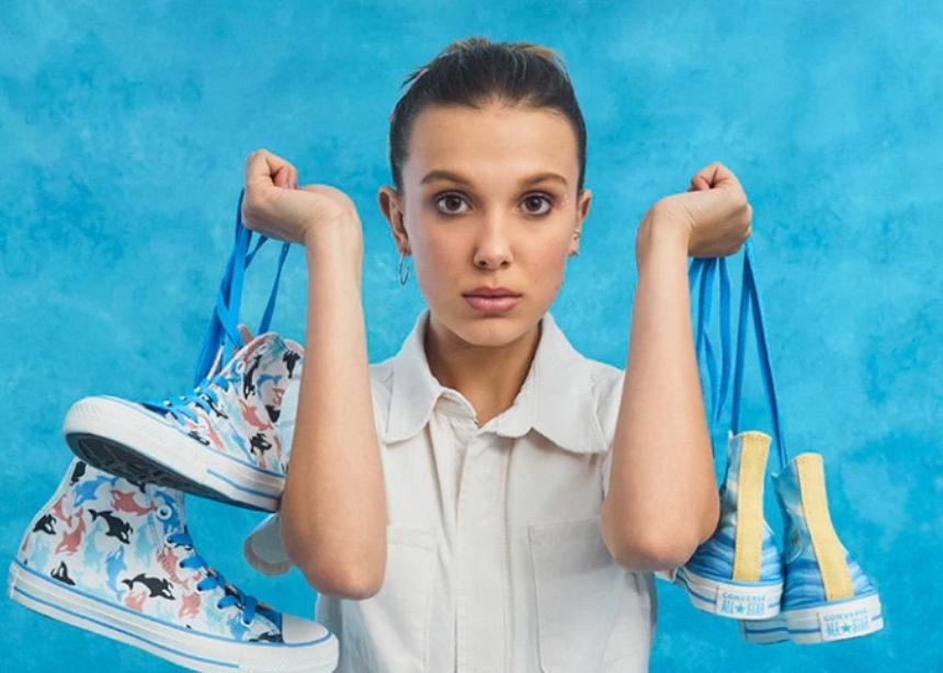 Η Millie Bobby Brown δίνει το όνομα της στα πιο stylish sneakers!   tlife.gr