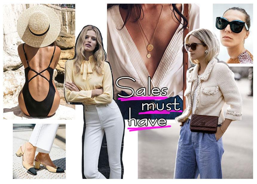 6 fashion κομμάτια που θα σου αγόραζε ένας στιλίστας στις εκπτώσεις ! | tlife.gr