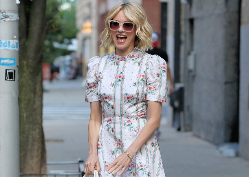 H Naomi Watts φόρεσε τα δύο φορέματα που τα θέλουμε ΤΩΡΑ! | tlife.gr