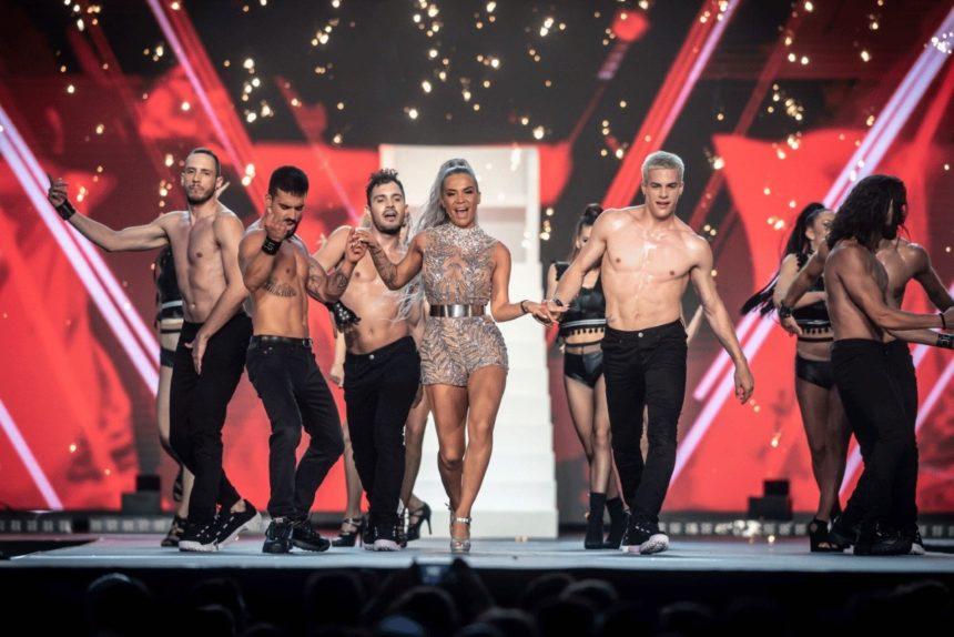 Έλαμψε on stage η Naya στη βραδιά των MAD VMA 2019! | tlife.gr