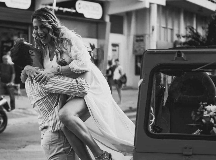 Νίκος Μίχας: Δημοσίευσε τις αγαπημένες του στιγμές από τον γάμο του! | tlife.gr