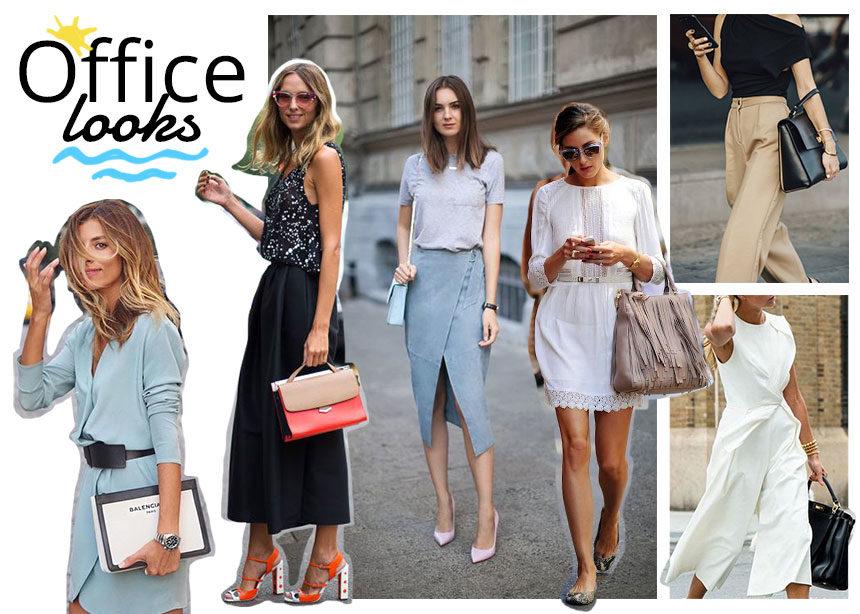 10 κανόνες για σωστό ντύσιμο στο γραφείο όταν έχει ζέστη! | tlife.gr