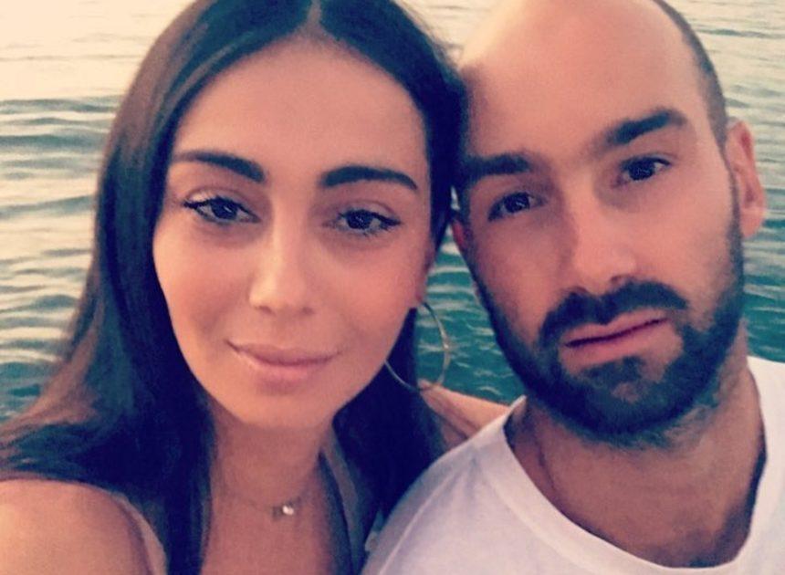 Ολυμπία Χοψονίδου: Στο γυμναστήριο μαζί με τον σύζυγό της, Βασίλη Σπανούλη [pic] | tlife.gr
