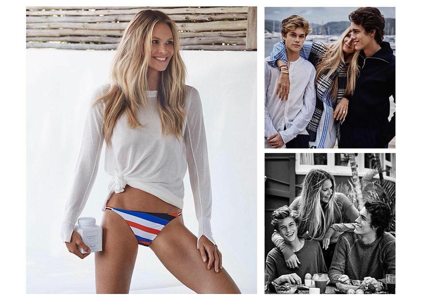 "Elle Macpherson: ""Το Κορμί"", φωτογραφίζεται με τους γιους της και μιλά για την μητρότητα στην αυστραλιανή Vogue | tlife.gr"