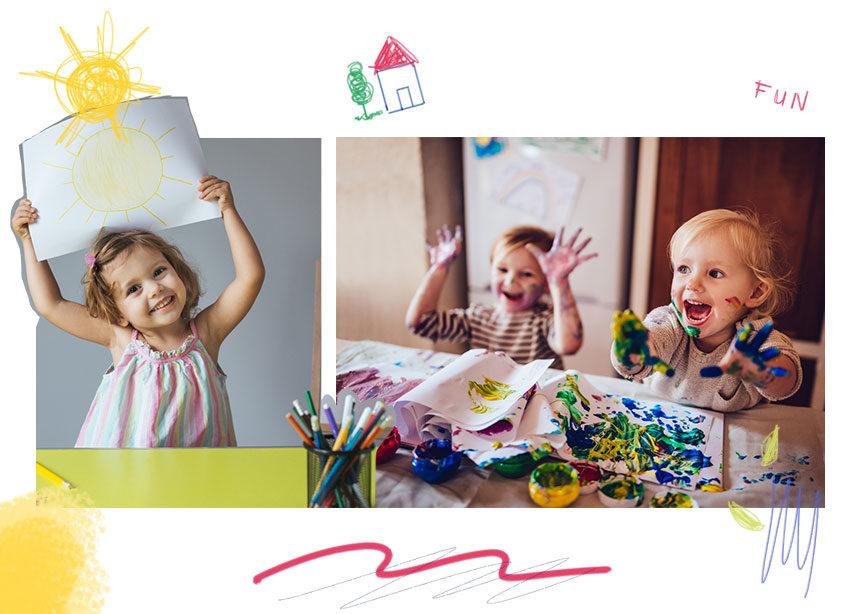 Με αυτά τα 5 tips θα ενθαρρύνεις την δημιουργικότητα του παιδιού σου ακόμα και στο σπίτι | tlife.gr