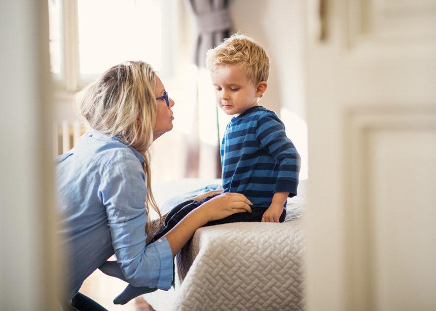 10 τρόποι για να πεις «Όχι» στο νήπιό σου, χωρίς να χρειαστεί να πεις «Όχι» | tlife.gr