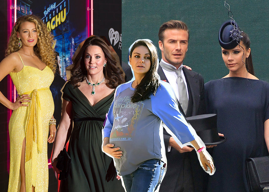 Εγκυμοσύνη: Τι λαχταρούσαν να φάνε πιο πολύ αυτές οι 10 celebrities | tlife.gr