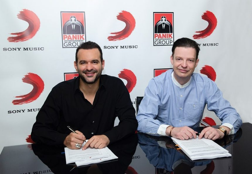 Panik Entertainment Group – Sony Music Entertainment: Ανακοίνωσαν την συνεργασία τους!   tlife.gr