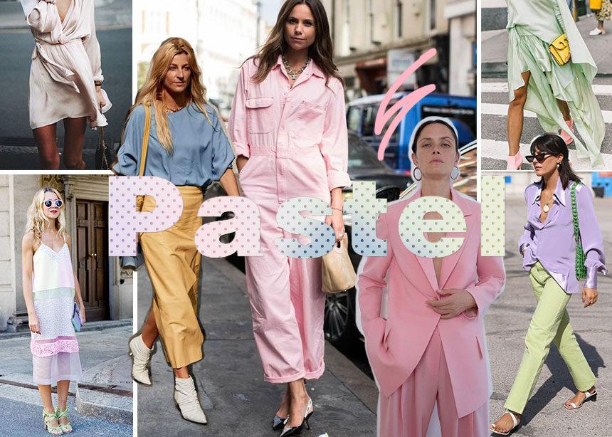 Pastel: Πάρε ιδέες από τα πιο στιλάτα street style και φόρεσε τα σωστά! | tlife.gr
