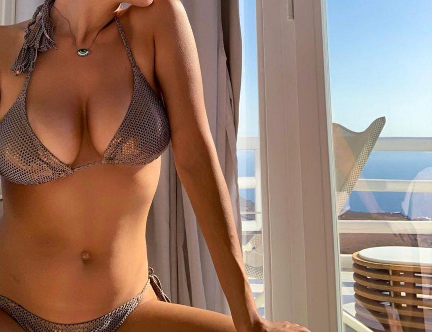 Ελληνίδα celebrity «ζαλίζει» το Instagram με το αβυσσαλέο ντεκολτέ της! | tlife.gr