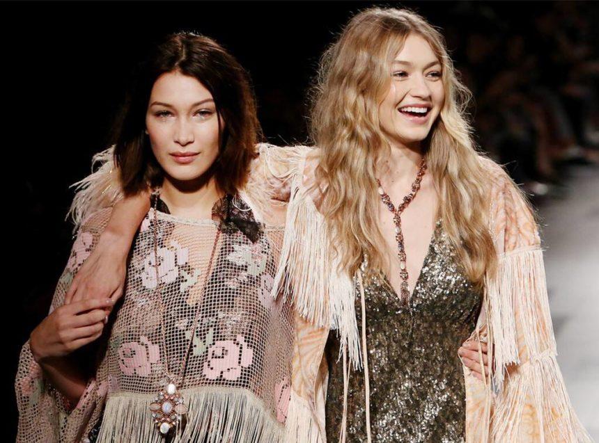 Η Gigi και η Bella Hadid ποζάρουν αισθησιακά στην Μύκονο! [pics]