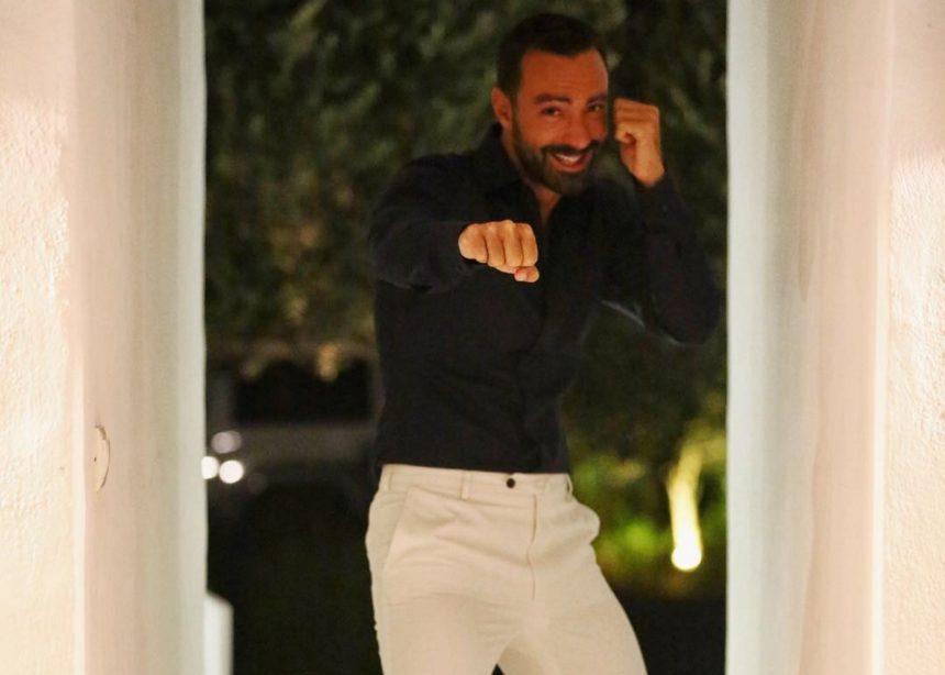 Σάκης Τανιμανίδης: Η πρώτη φωτογραφία από το νέο σπίτι του! | tlife.gr