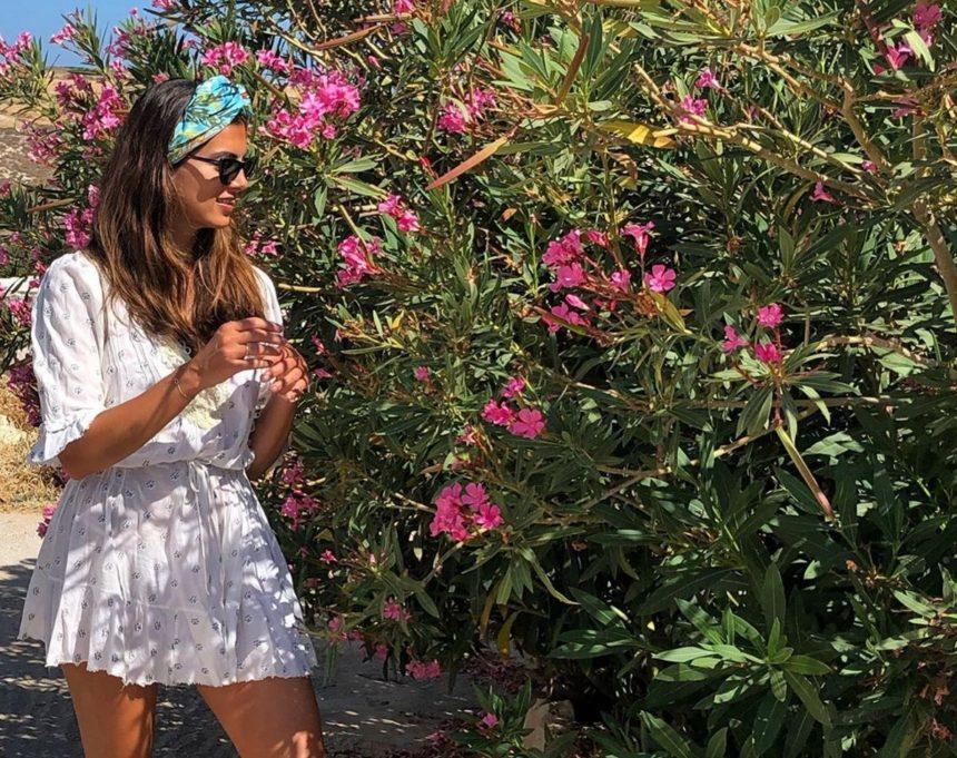 Σταματίνα Τσιμτσιλή: Στην παραλία με την Μάρα Ζαχαρέα! Τα άψογα κορμιά των παρουσιαστριών [pics]